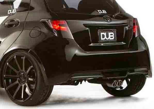 2015 Toyota Yaris DUB Edition Review