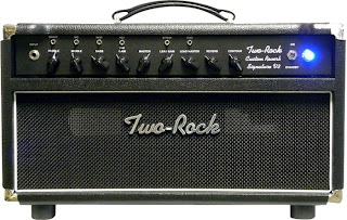 """John Mayer Signature Series Two Rock"" amp heads"