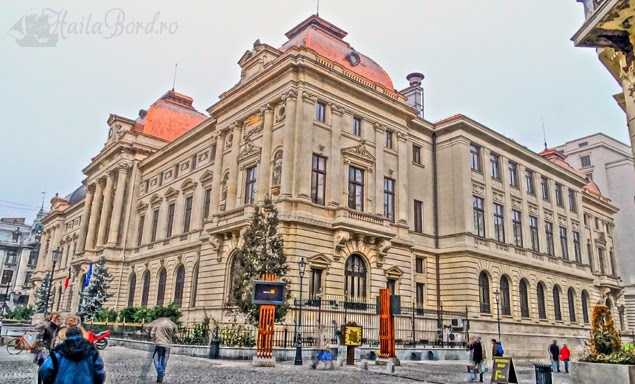 banca nationala bucuresti hdr