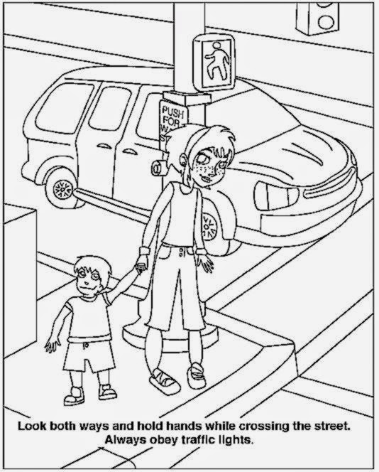 Fire safety coloring sheets free coloring sheet for Fire safety printable coloring pages