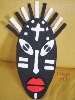 Ideias de mascara para o dia da consciência negra