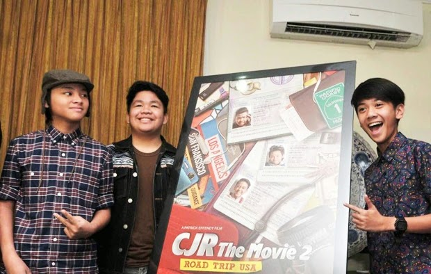 Film CJR The Movie 2 ~ FILM TERBARU
