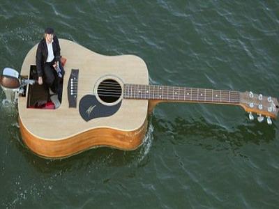 barco - guitarra
