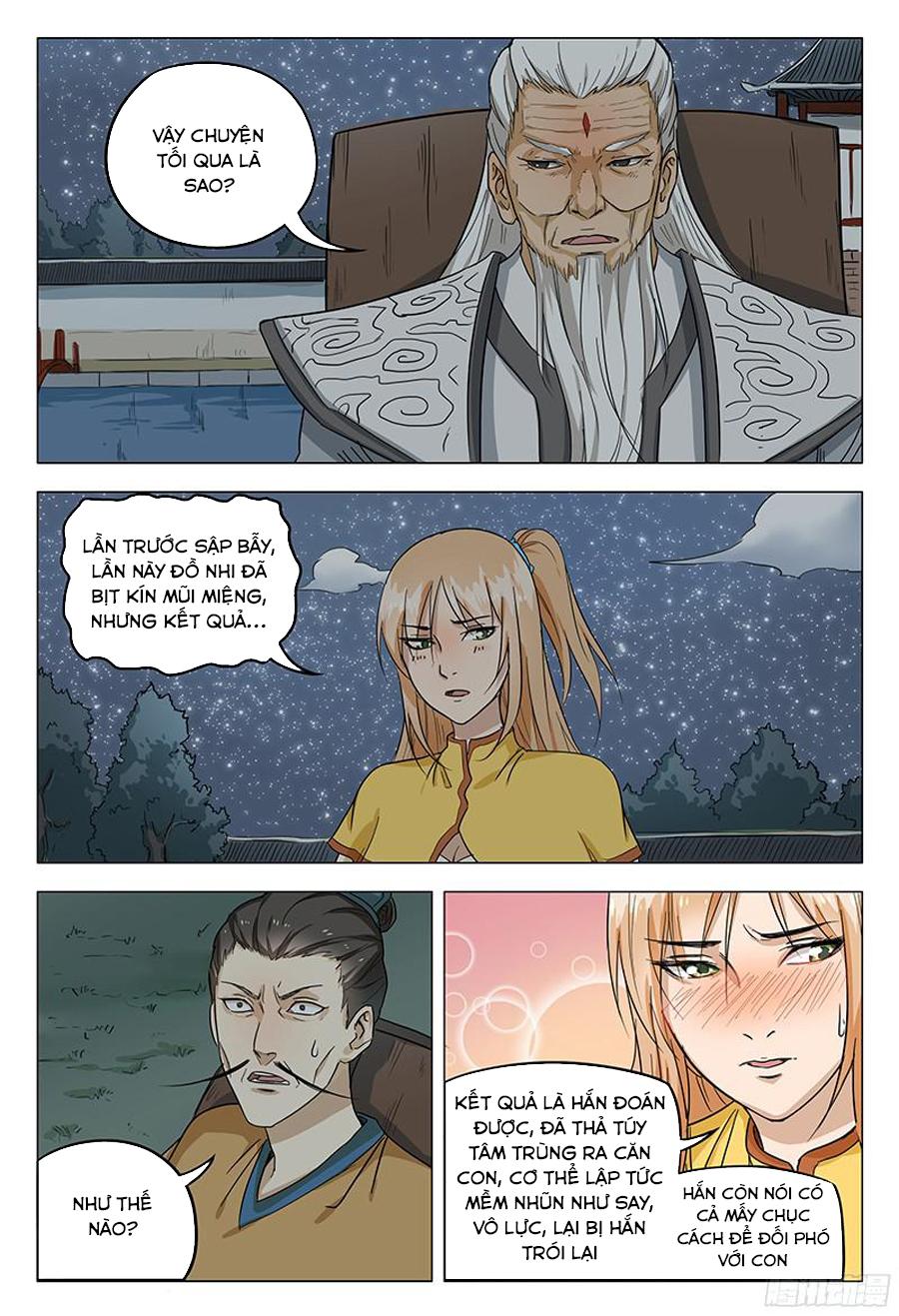 Vạn Giới Tiên Tung trang 6
