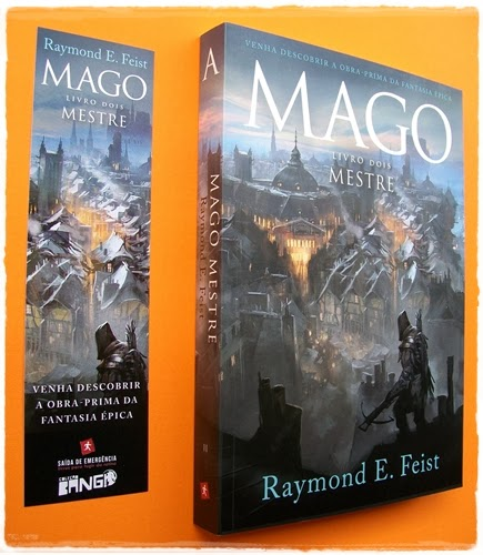 Mago: Mestre - Raymond E. Feist