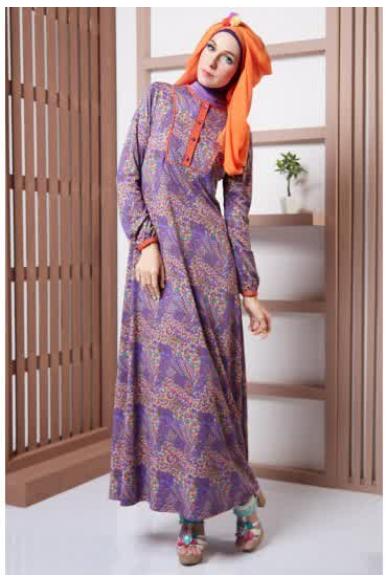 Model%2BBaju%2BMuslim%2BZoya contoh foto baju muslim modern terbaru 2016 februari 2015,Model Busana Muslim Laudya Chintya Bella