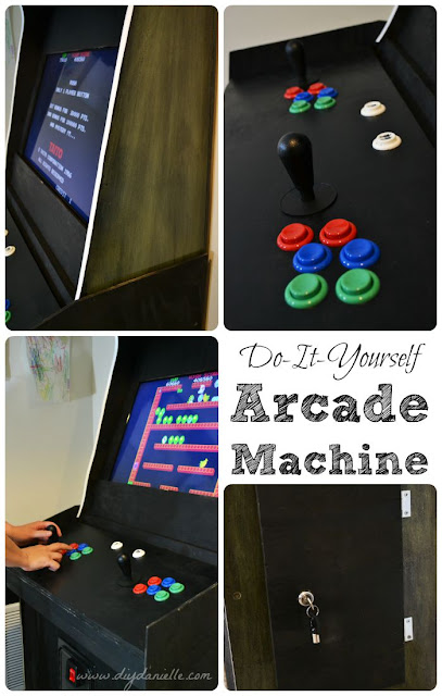 How to build an arcade machine.