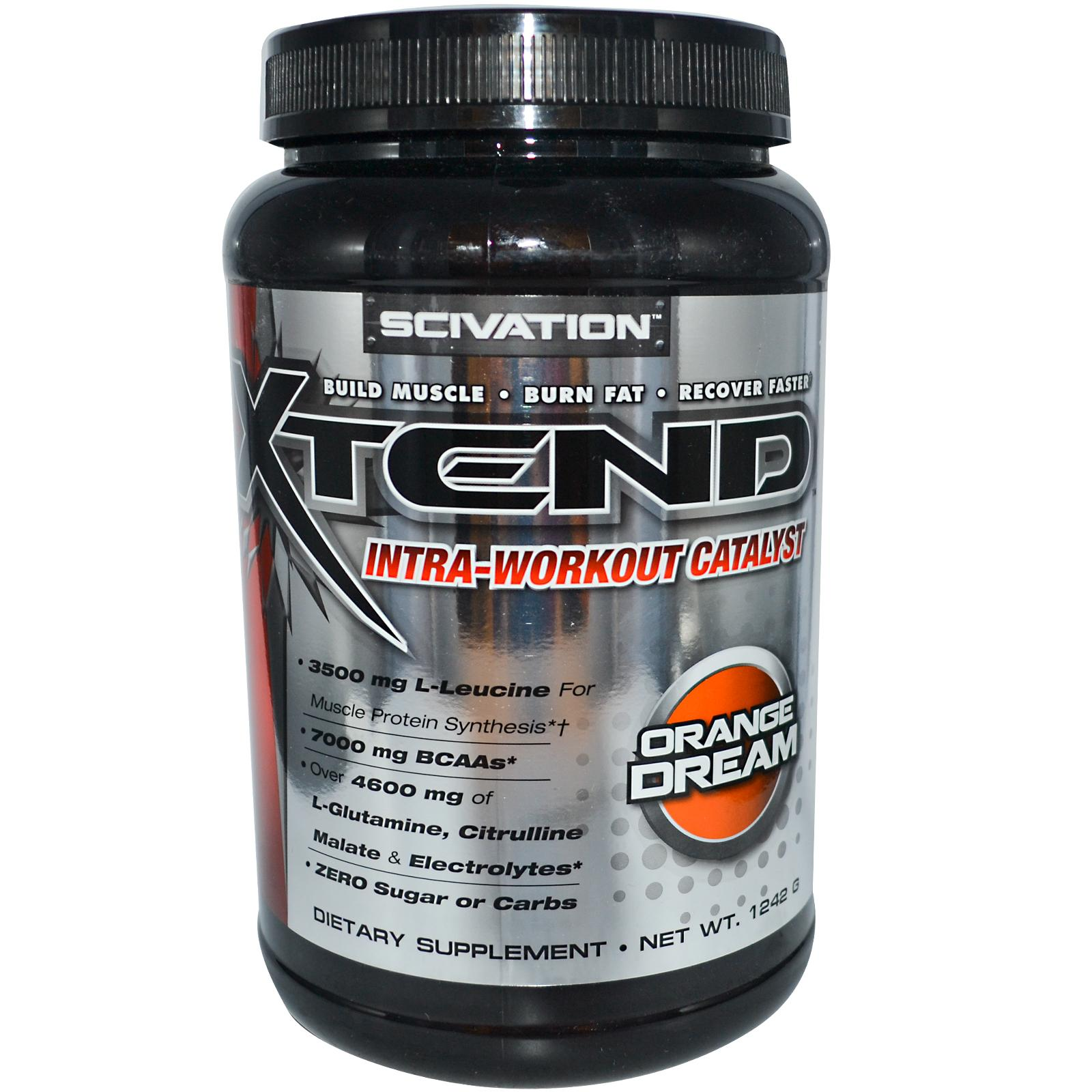 xtend bcaa cancer