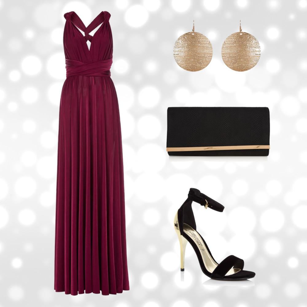 15-in-1 Maxi Prom Dress