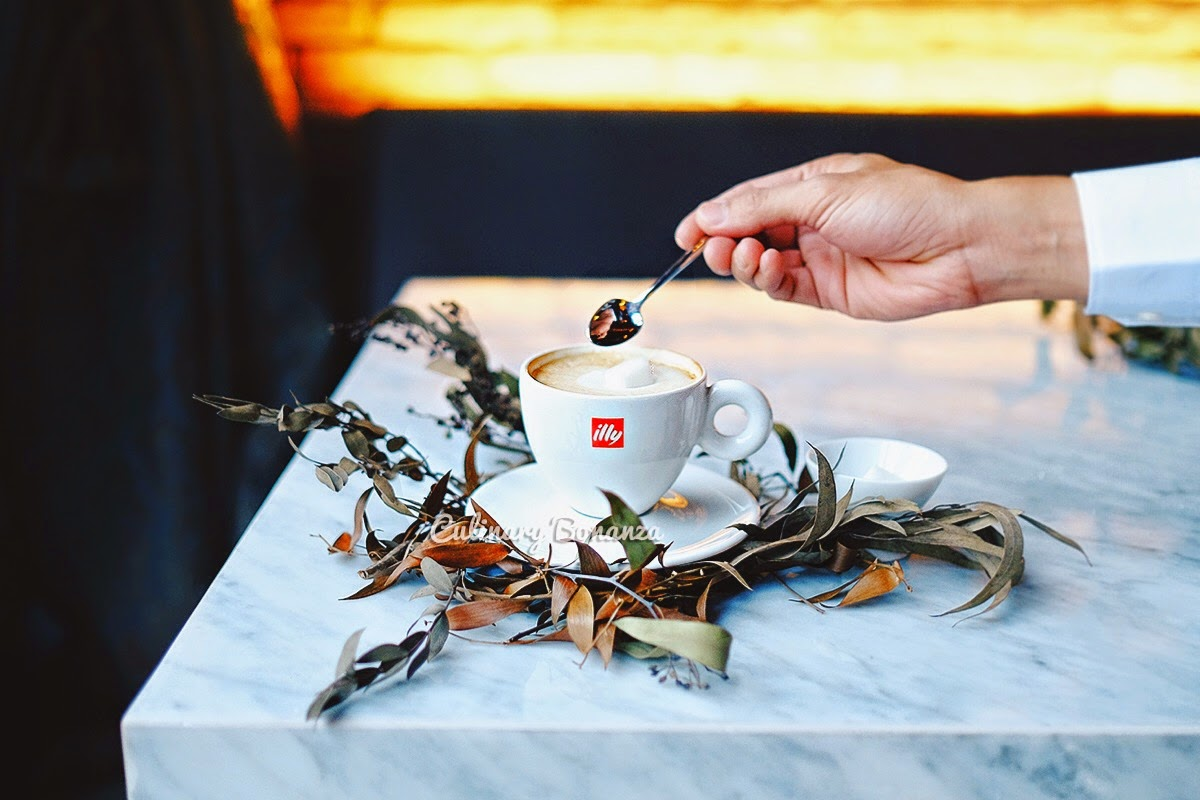 Illy Coffee for Ristorante da Valentino