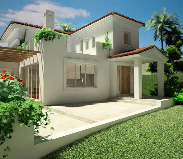 New Home Designs Latest Modern Villa Designs
