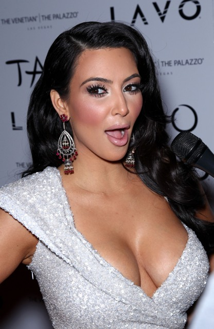 Armageddon Is Near! Kim Kardashian Wanted For John Gotti Movie Role???