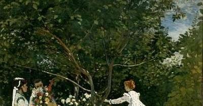 Duccio, De Kooning, Duchamp