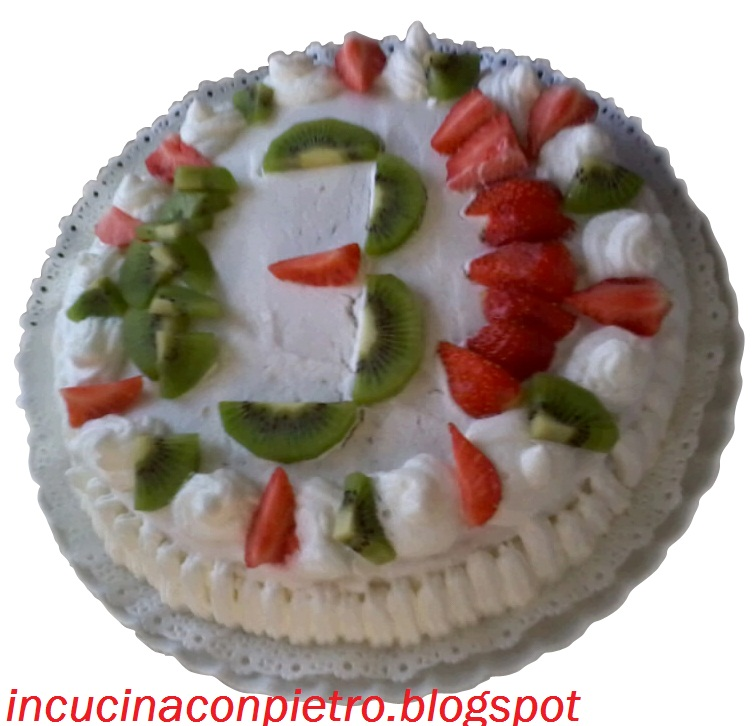 Top In cucina con Pietro: TORTA DEL RE VF35