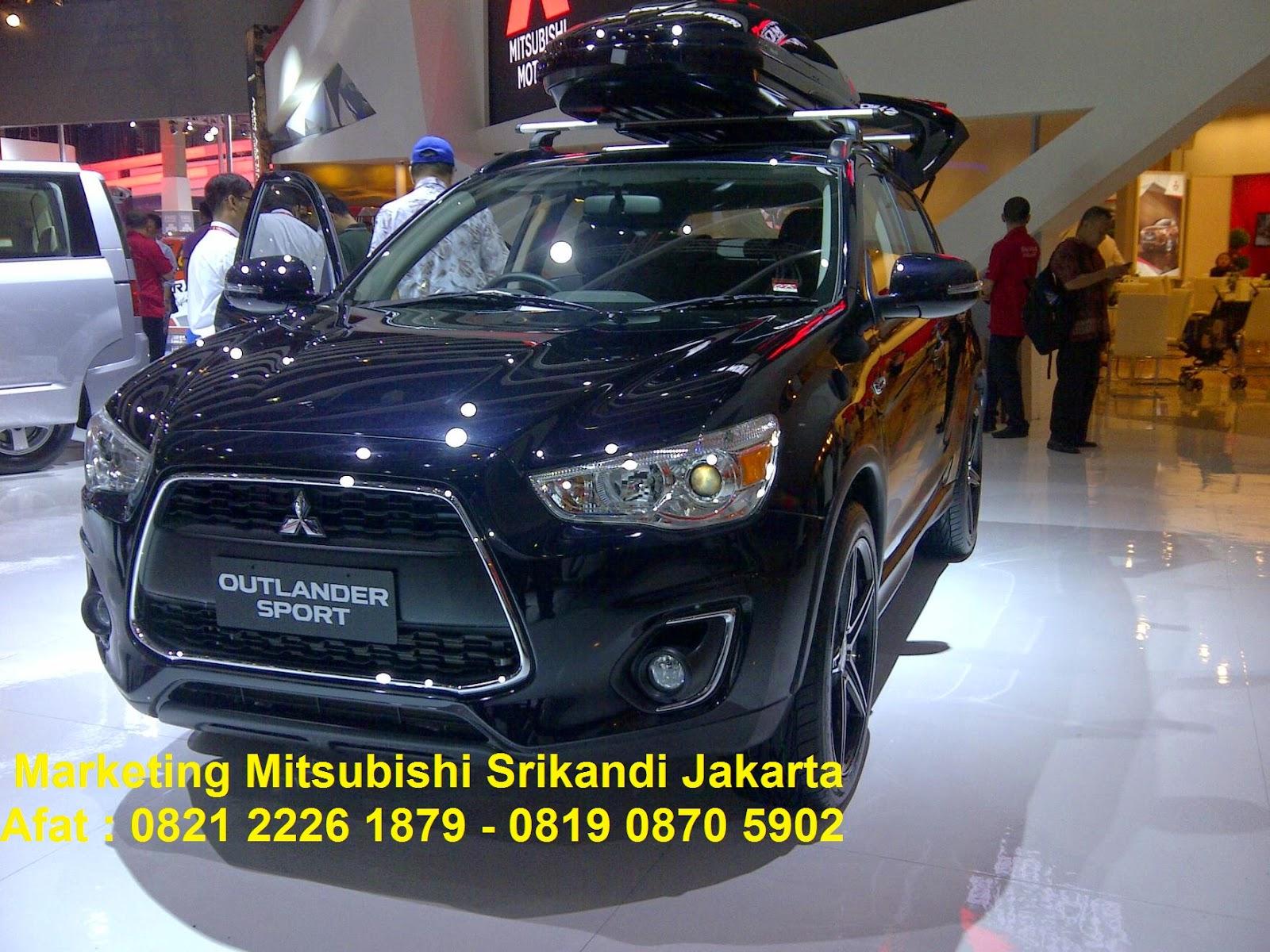 Harga Kredit Mitsubishi Pajero Sport Promo Diskon Mobil
