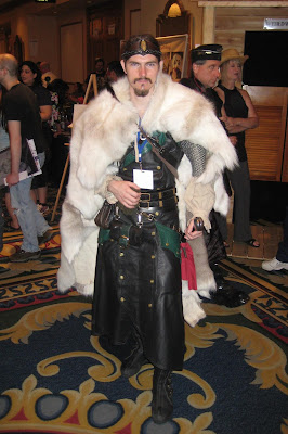 Space City Con 2013 - Game of Thrones Ned Stark Cosplay
