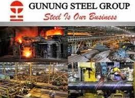 loker PT Gunung Steel (GSC)