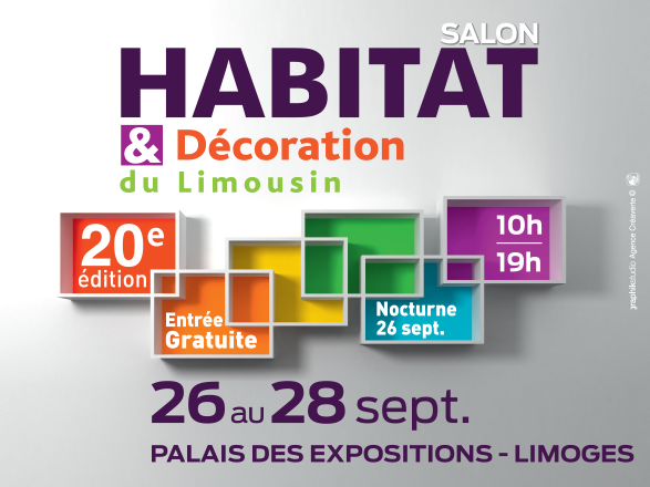 Salon habitat Limoges belvia