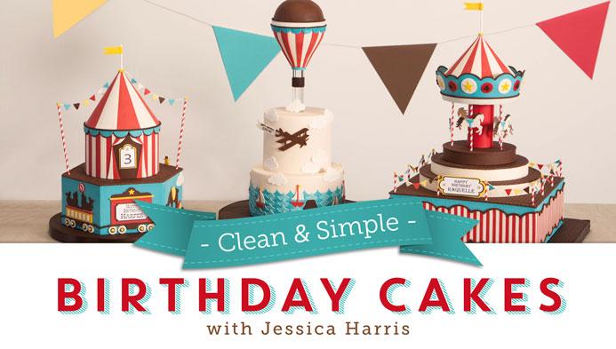 50% off Birthday Cakes Class