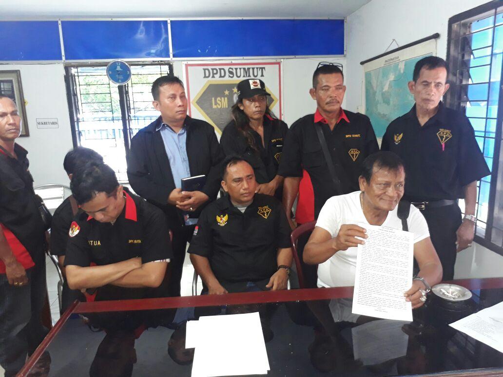 Besok, Seribuan Forum Anak Bangsa Demo Polda Sumut Minta Mujianto Ditangkap