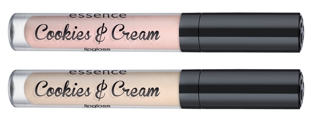 Essence Cookies & Cream Trend Edition Lipgloss