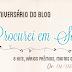 Promoção- Aniversário Blog Procurei em Sonhos