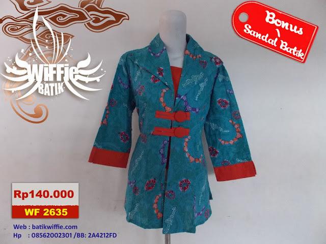 Blous Batik Cantik Tosca