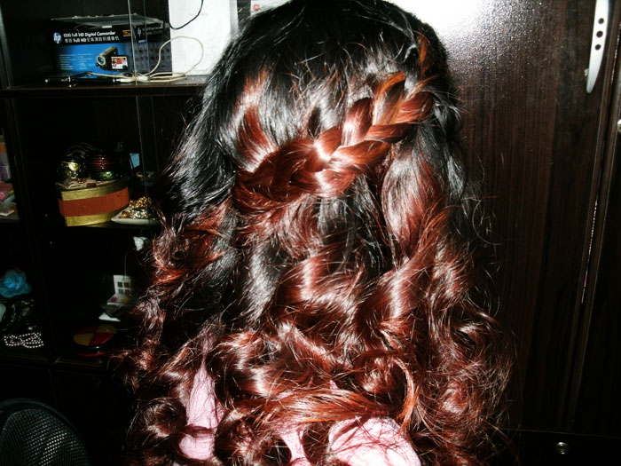 Beautyklove: 5 Cute Birthday Hairstyles/ Back-to-school Hairstyles- Curly hair