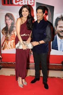 Shilpa shetty @ HTCafe Red Carpet