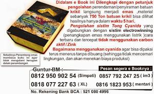 Ebook tips dan trik cara pengolahan emas dan perak pada batuan pertambangan
