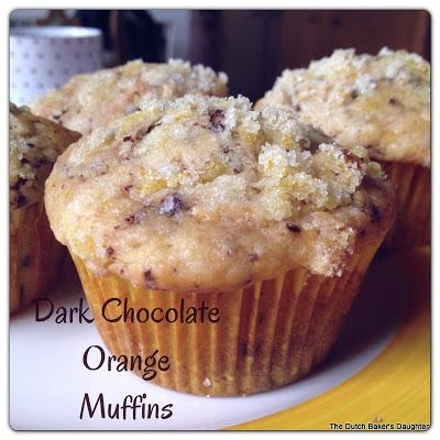 Dark chocolate cherry muffins - Cook and Post