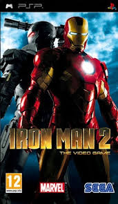 Download - Iron Man 2 - PSP - ISO