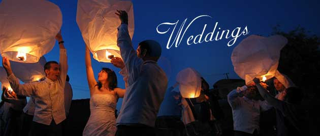les lanternes volantes sky lantern - Lanterne Volante Mariage