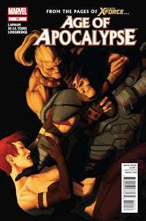 Age of Apocalypse #10 Review