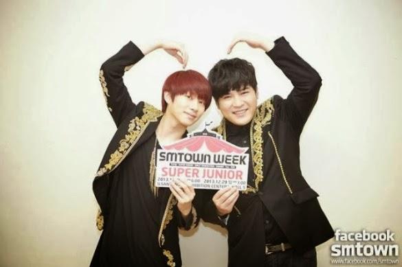 super junior, boyband korea, artis korea, poster super junior, smtown week, artis korea ganteng, artis korea keren, artis korea cakep, artis korea cute, facebook smtown, unyu-unyu