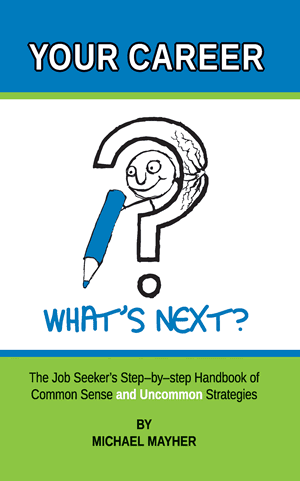 Your Career – What's Next? Book