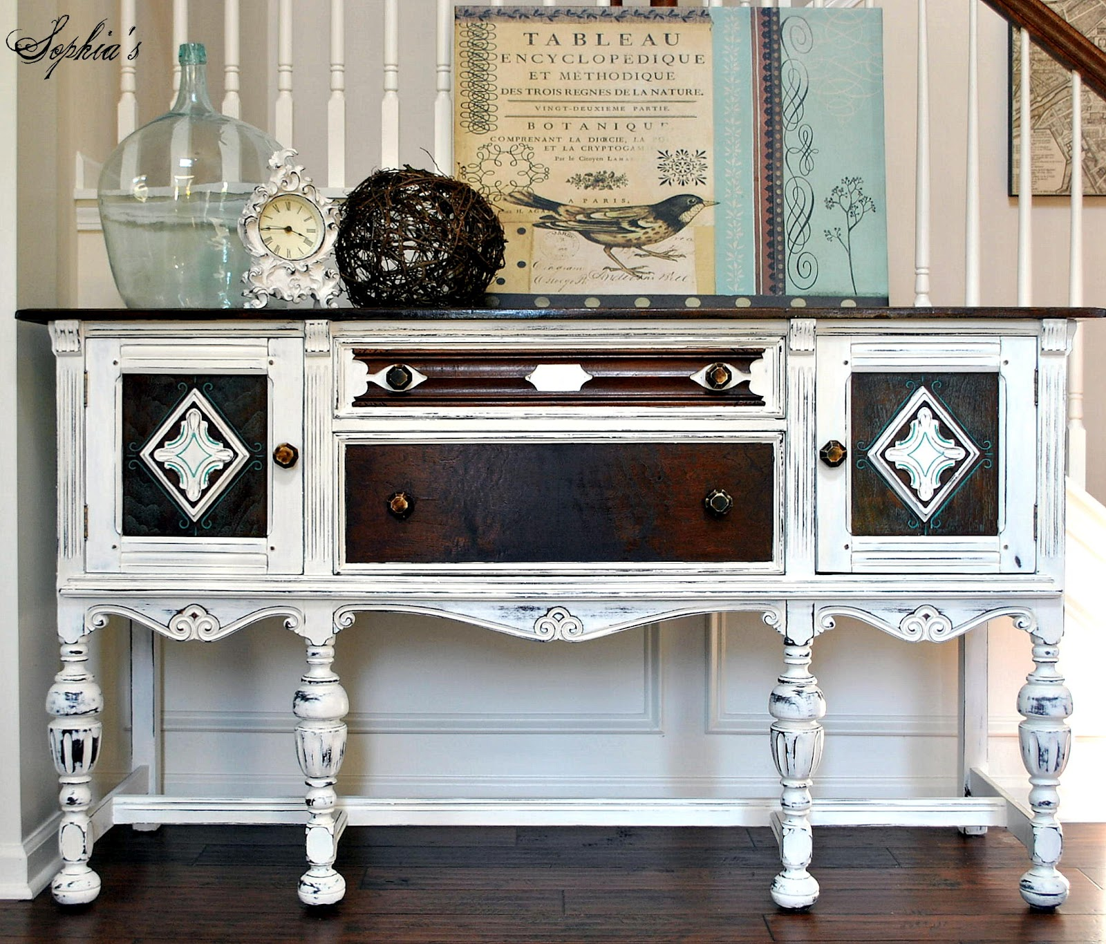 Classic Cottage Sideboard