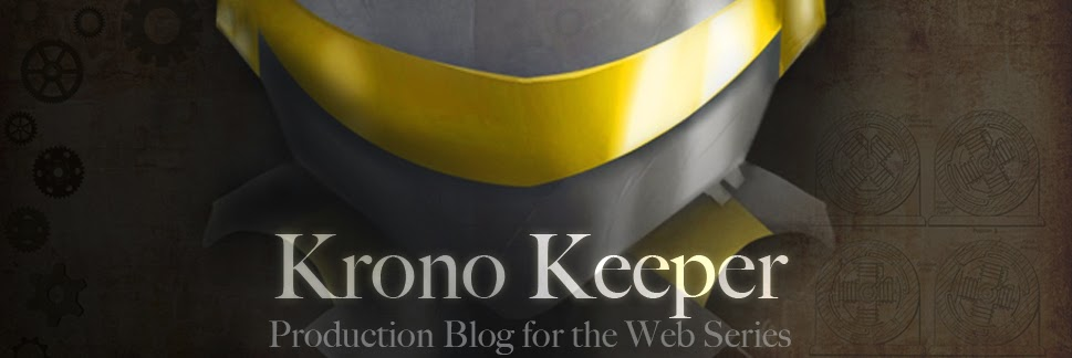 """Krono Keeper"" Blog - I Am Krono"