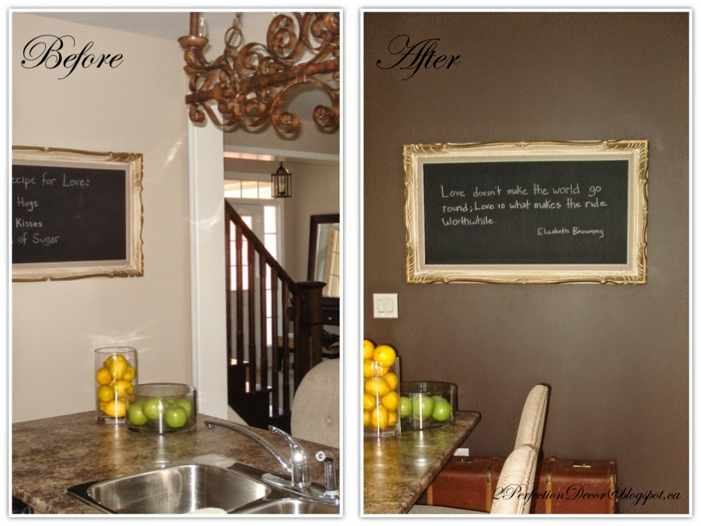 Kitchen Feature Wall Paint 2perfection Decor The Power Of A Accent Feature Wall
