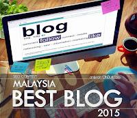 Kontest Malaysia Best Blog 2015