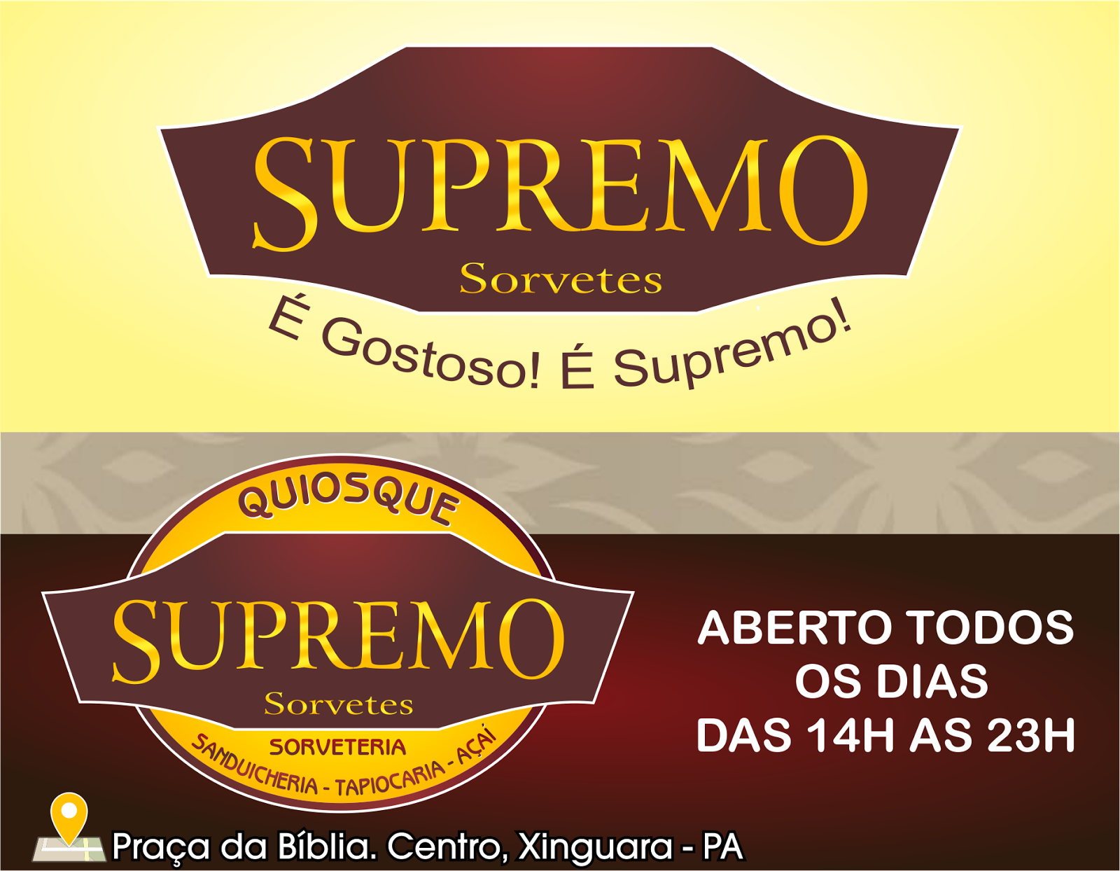 SUPREMO SORVETES
