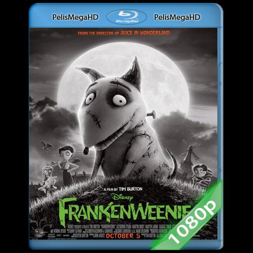 Frankenweenie (2012) 1080p HD MKV Español Latino