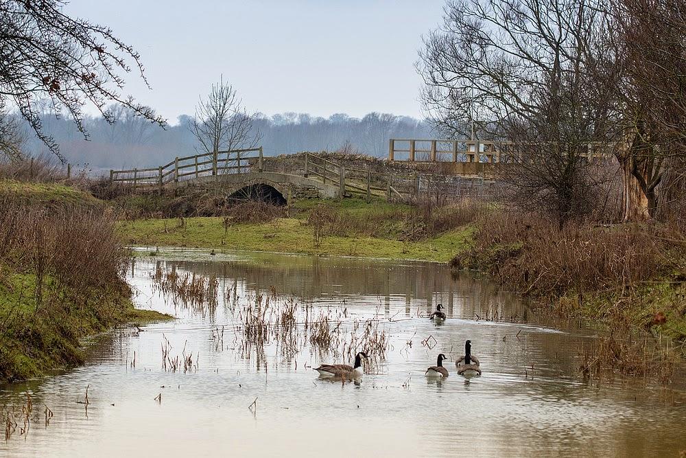 Old Bridge - Manor Farm, Milton Keynes