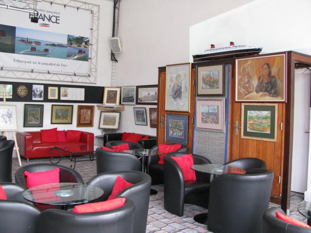 Christophe levalois chroniques a l 39 atelier du france - L atelier du france port de grenelle 75015 paris ...