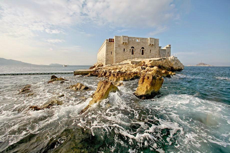 Playa del Hotel C2 Marsella