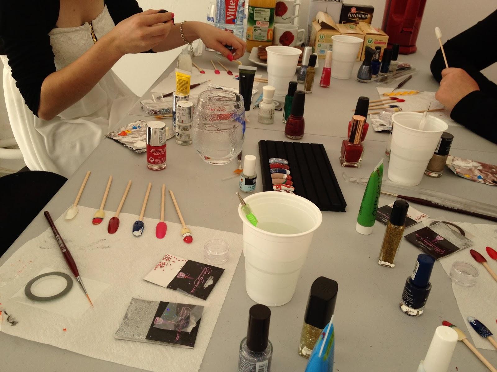 Ateliers nail art Décembre et Janvier5