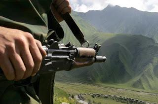 az azeri azerbaijan armenian soldier letter army