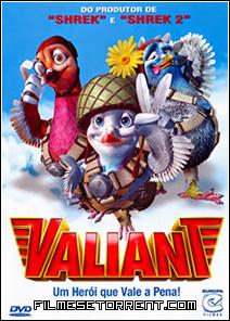 Valiant - Um Herói Que Vale a Pena Torrent Dual Audio