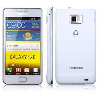 Samsung GALAXY S II (I9100G)