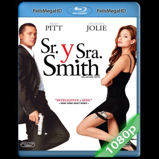 SR. Y SRA. SMITH (2005) 1080P HD MKV ESPAÑOL LATINO